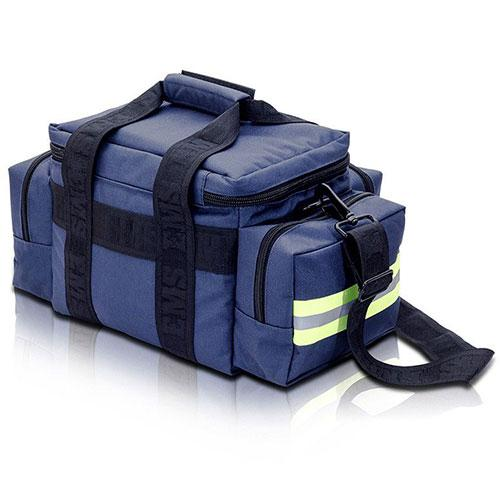 Elite Bags Emergency's Light Transport Bag - Blue Back View