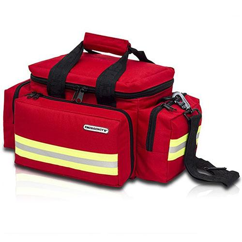 Elite Bags Emergency's Light Transport Bag -Red