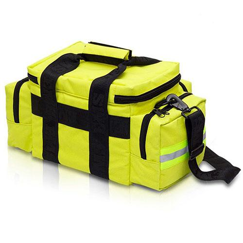 Elite Bags Emergency's Light Transport Bag - Yellow, Back View
