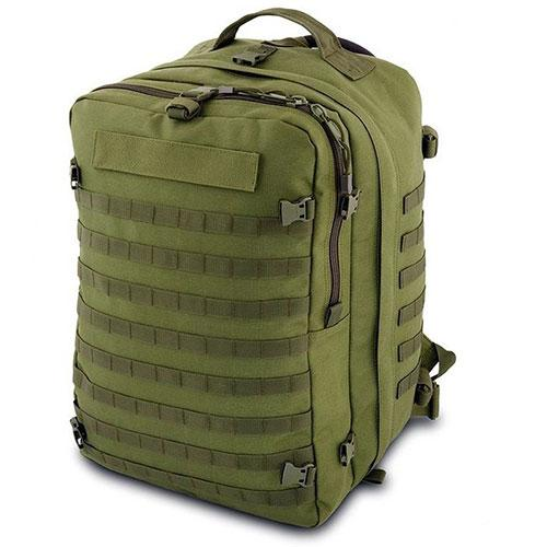 Elite Bags Military Tactical Backpack - Green
