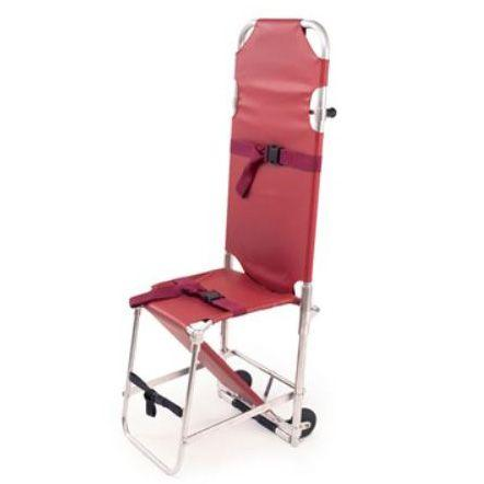 "Ferno 107-B4 Combination Stretcher Chair with 4"" Wheels"