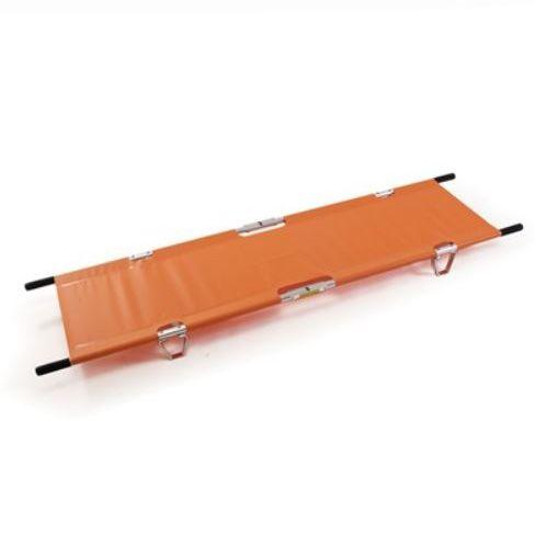 Ferno 108-AF Double Fold Pole Stretcher with Feet
