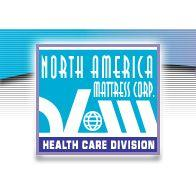 North America Mattress Logo
