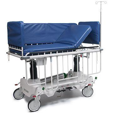 Hausted Pediatric Stretcher - Blue