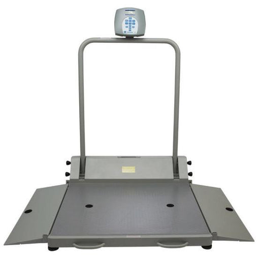 Health o meter 2610 Digital Wheelchair Dual Ramp Scale