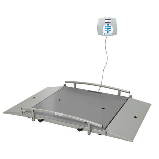 Health o meter 2650 Digital Wheelchair Dual Ramp Scale