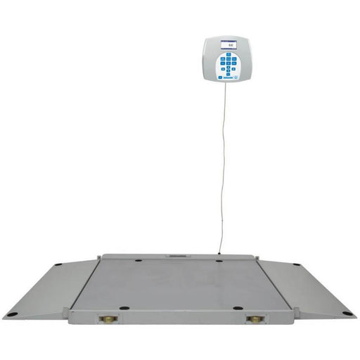 Health o meter 2700 Digital Wheelchair Dual Ramp Scale with XL Platform