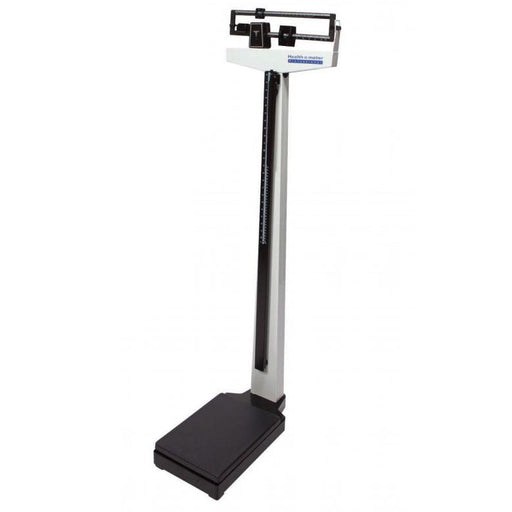 Health o meter 402KL Mechanical Beam Scale with Height Rod