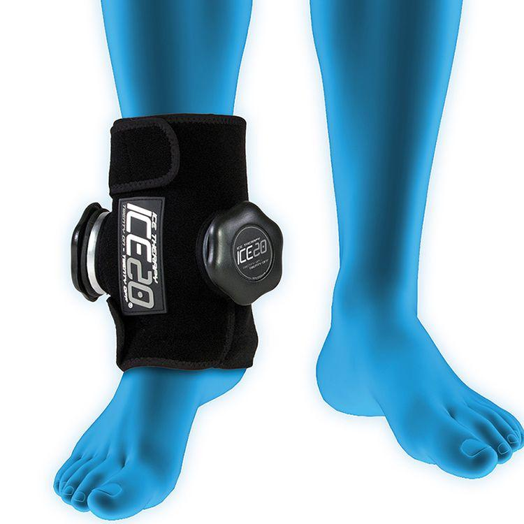 Stress Test Double Product: ICE20 Compression Wrap