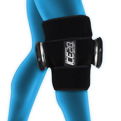 ICE20 Compression Wrap - Double Knee - 1