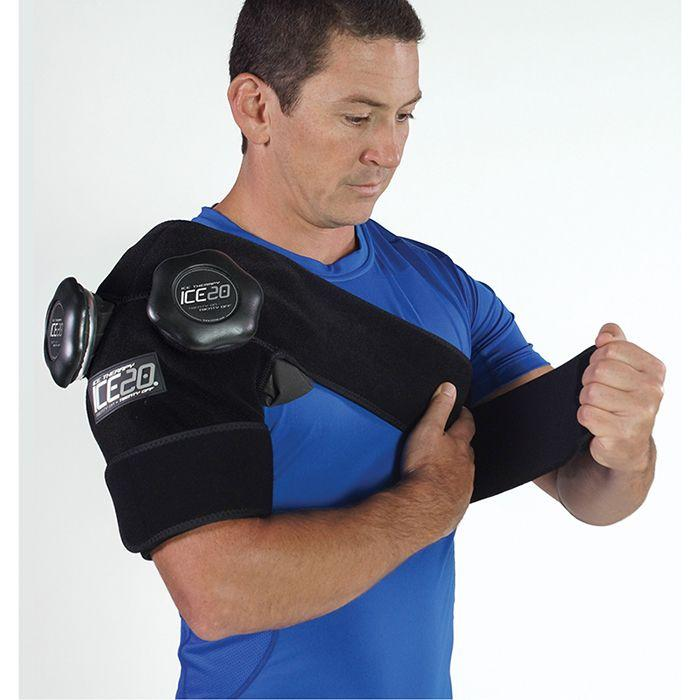 ICE20 Compression Wrap - Double Shoulder - Male