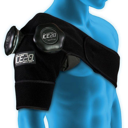ICE20 Compression Wrap - Double Shoulder