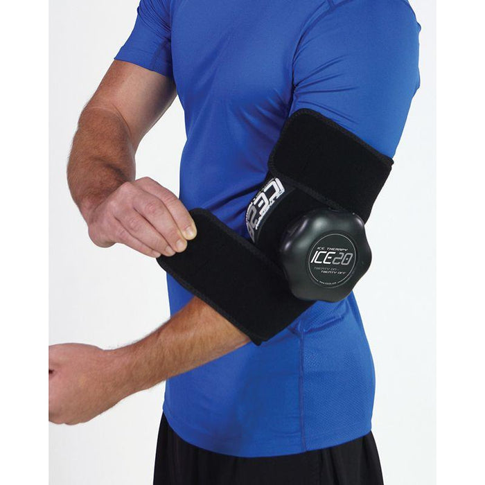 ICE20 Compression Wrap - Elbow/Small Knee - Male Elbow