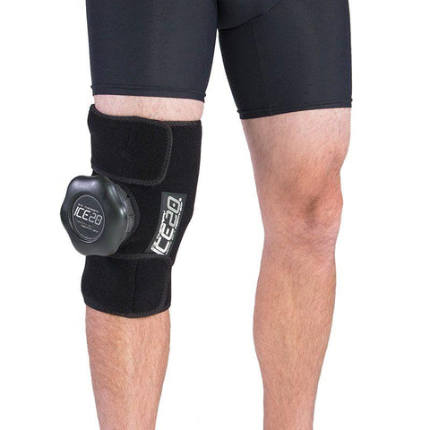 ICE20 Compression Wrap - Single Knee - Male Knee