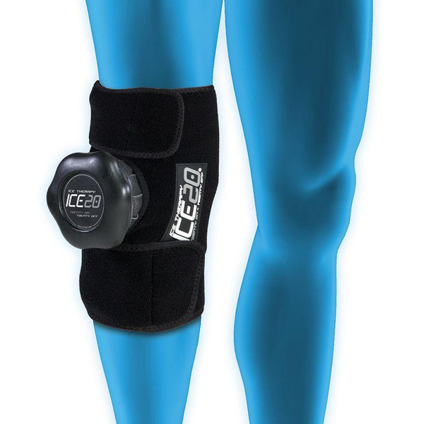 ICE20 Compression Wrap - Single Knee