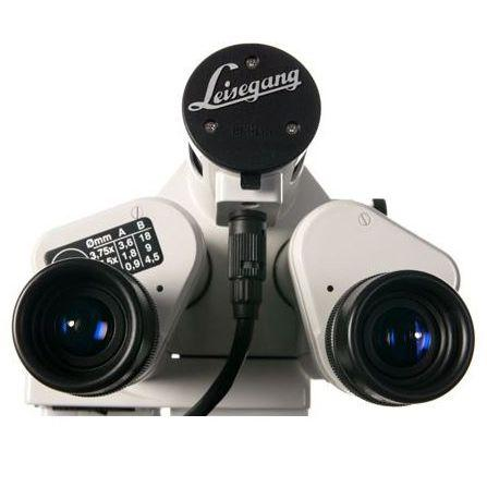 Leisegang OptiK Model 2 CCD Photo Swing Colposcope - Eyepieces