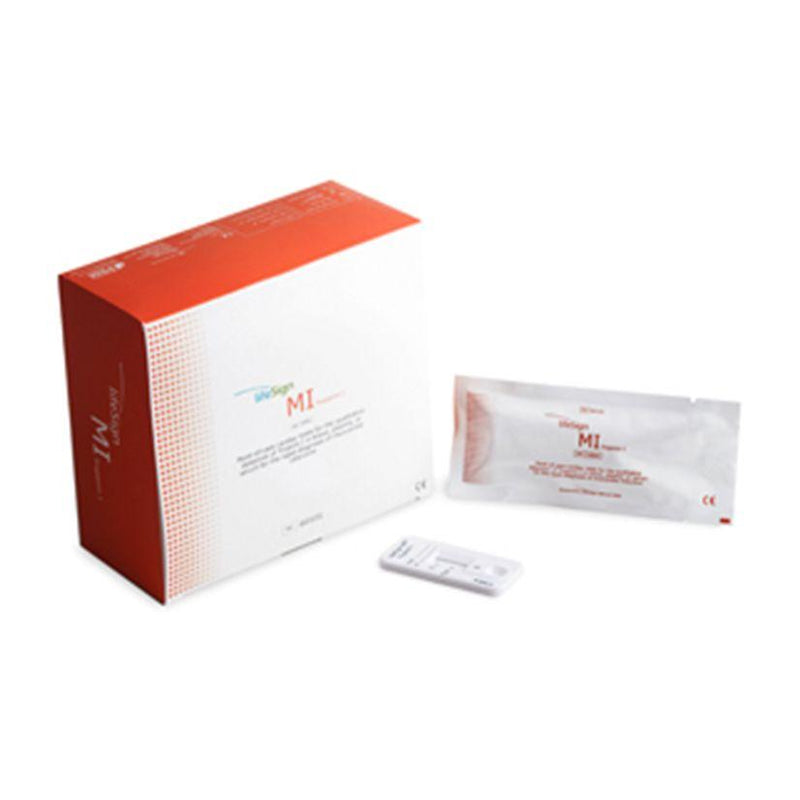 LifeSign MI Troponin I Test Kit