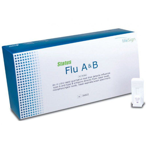 LifeSign Status Flu A&B Test