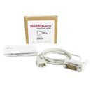 Masimo SatShare Airshields Interface Cable