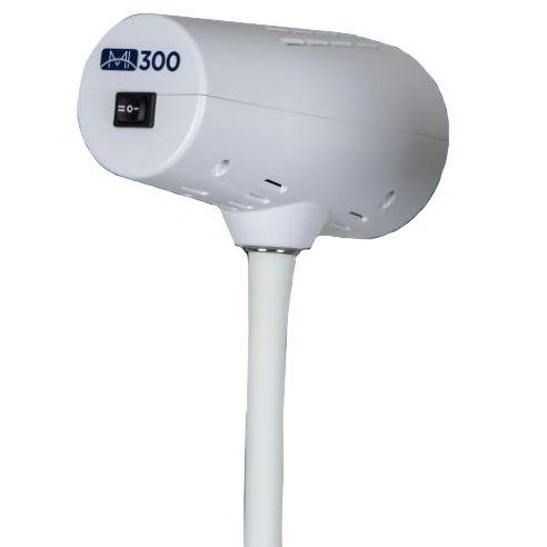 Medical Illumination MI-300 LED Exam Light - Close-Up, Back