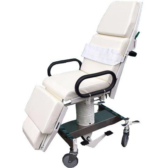 Metal Crafters MPC1000-E Mammography Positioning Chair