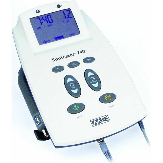 Mettler Sonicator 740 Therapeutic Ultrasound