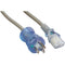MFI Medical Universal Medical Grade Hospital Power Cord
