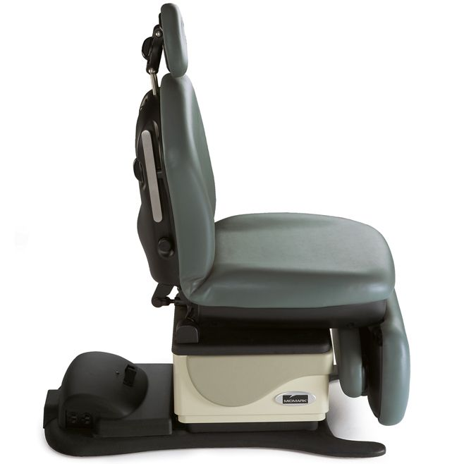 Midmark 641 Barrier-Free Power Procedures Chair low entry