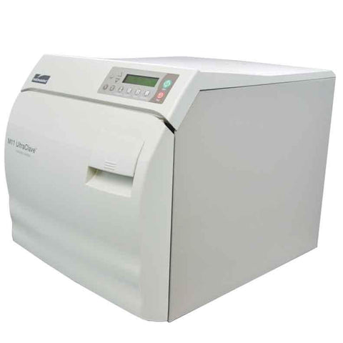 Ritter M11 UltraClave Automatic Sterilizer LCD Display