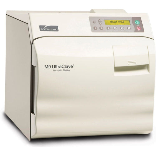 Ritter M9 UltraClave Automatic Sterilizer LCD Display