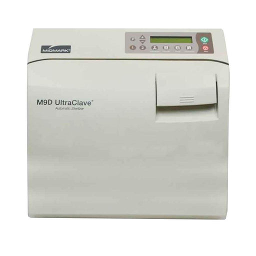 Midmark M9D AutoClave Sterilizer - Certified Pre-Owned