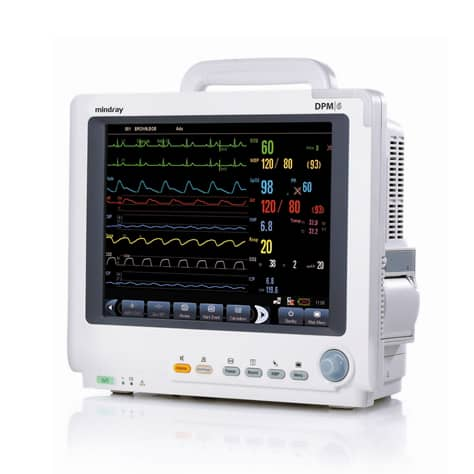 Mindray DPM 6 Patient Monitor