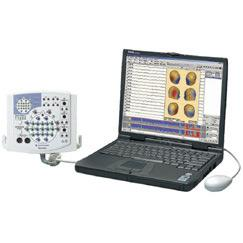 Nihon Kohden Neurofax EEG-9100 Portable EEG Machine