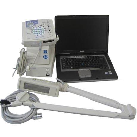 Nihon Kohden Neurofax EEG-9100 Portable EEG Machine with Photic Stimulator