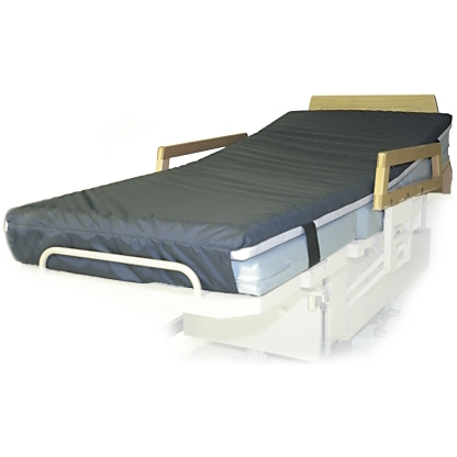 "Overlay Comfort Hospital Bed Pad 76.5"" X 34.5"" X 3"""