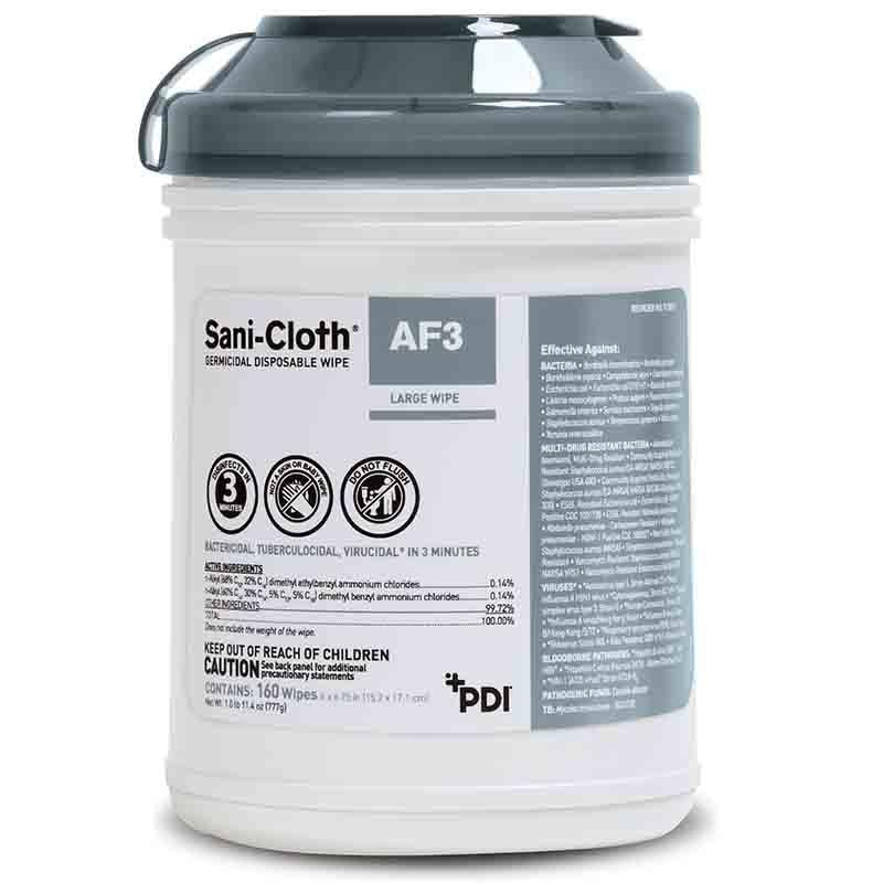 PDI Healthcare Sani-Cloth AF3 Germicidal Disposable Wipe