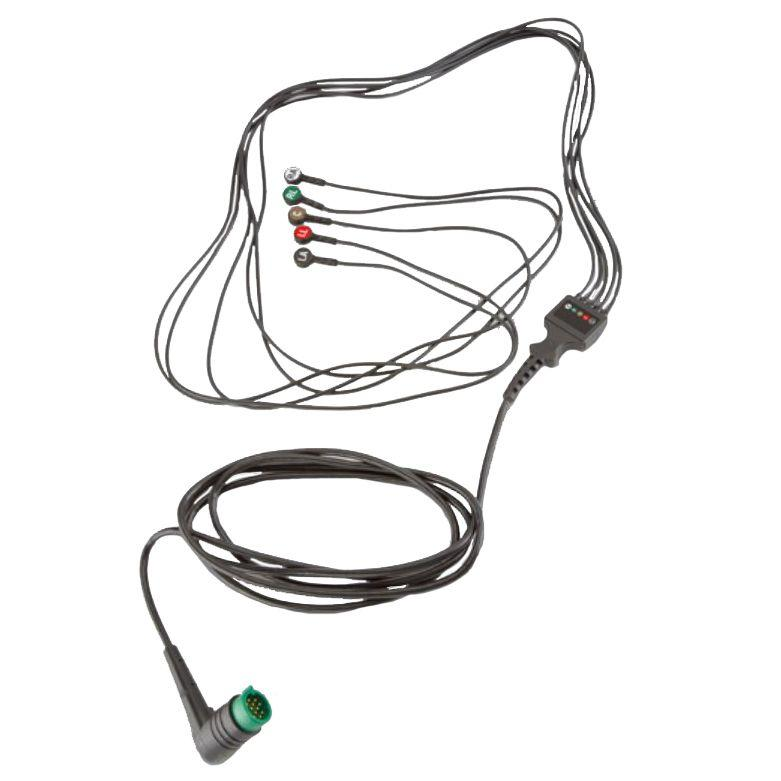 Physio-Control ECG Cable - 5-Lead