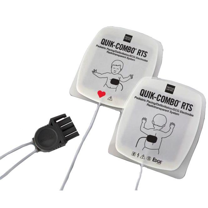 Physio-Control EDGE QUIK-COMBO Pediatric RTS Electrode