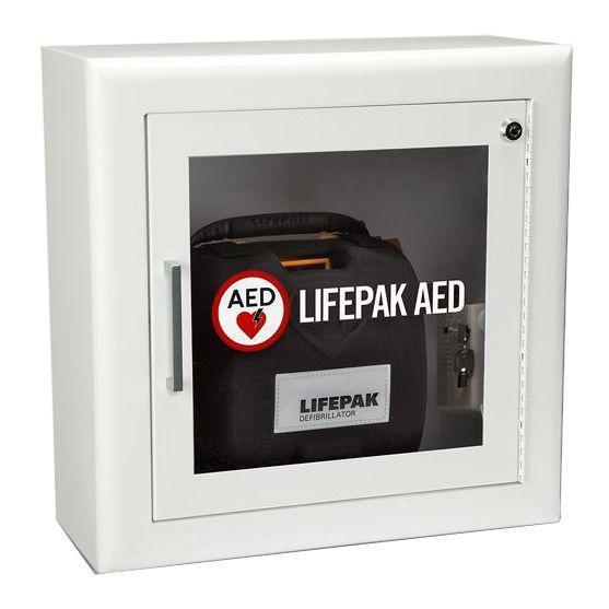 Physio-Control Surface Mount AED Wall Cabinet