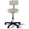 Ritter 271 Adjustable Stool with Auto Locking Casters