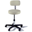 Ritter 271 Adjustable Stool with Locking Casters