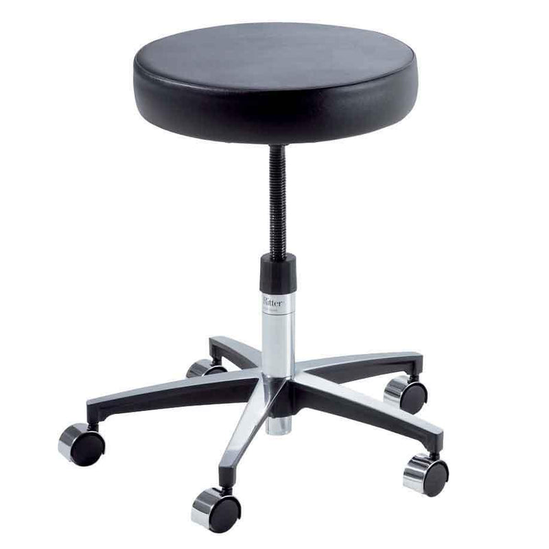 Ritter 274 Adjustable Physician Stool with Soft Rubber Casters