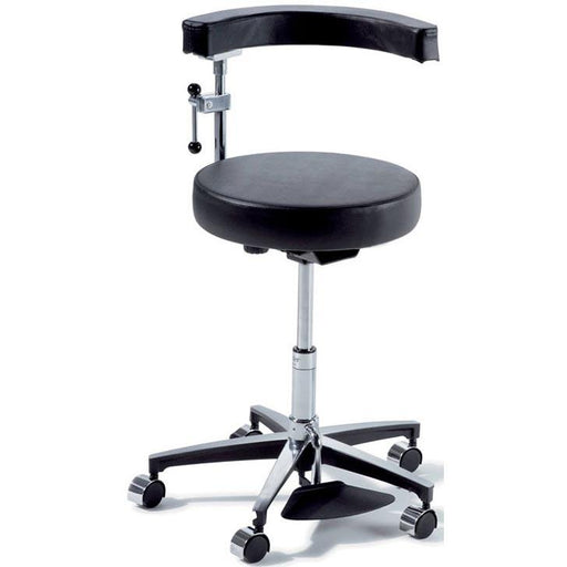 Ritter 278 Air Lift Procedure Stool with Locking Casters