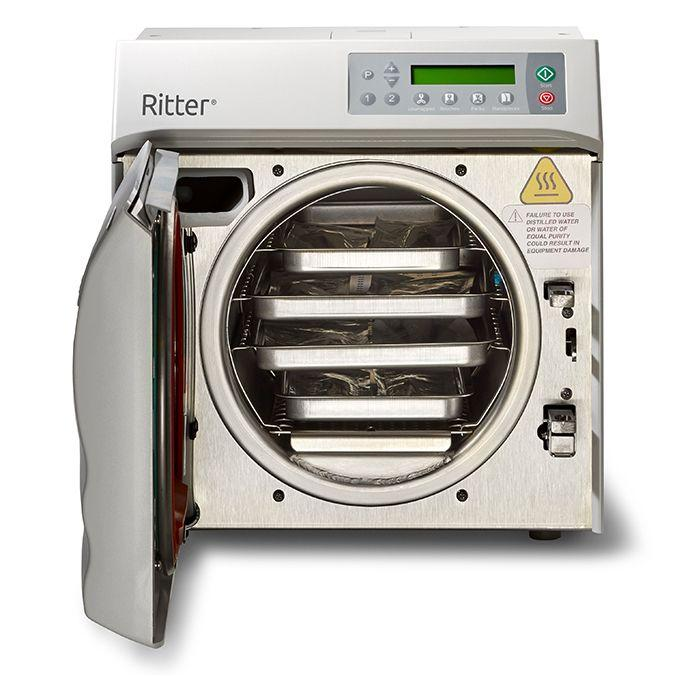 Ritter M9 Steam Sterilizer trays