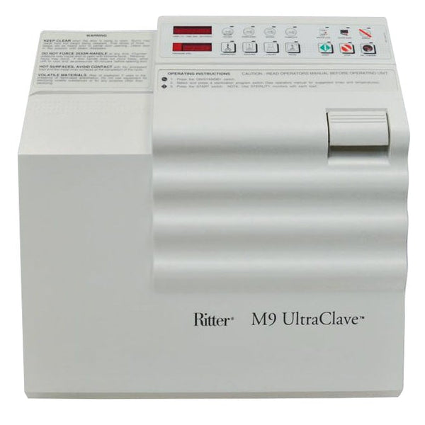 Ritter M9 UltraClave Automatic Sterilizer
