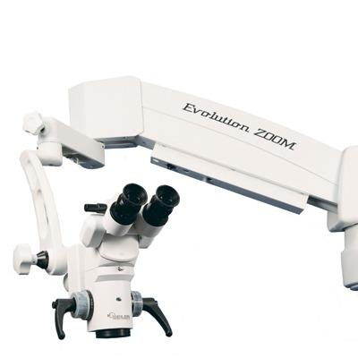 Seiler Evolution ZOOM Surgery Microscope