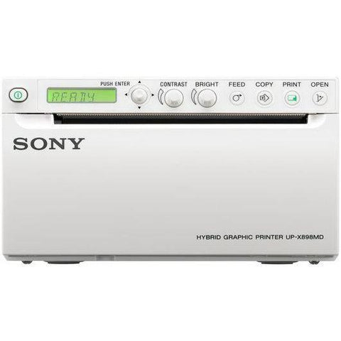 Sony UP-X898MD Hybrid Graphic Printer - Front