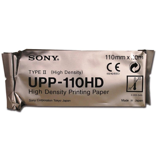 Sony UPP-110HD High Density Printing Paper