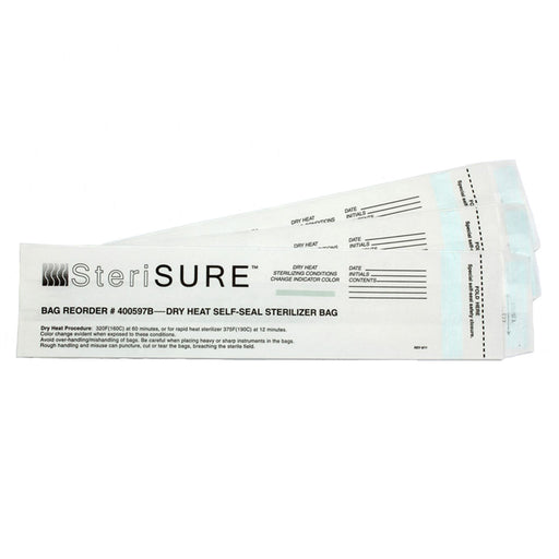 SteriSure Dry Heat Sterilizer Bag