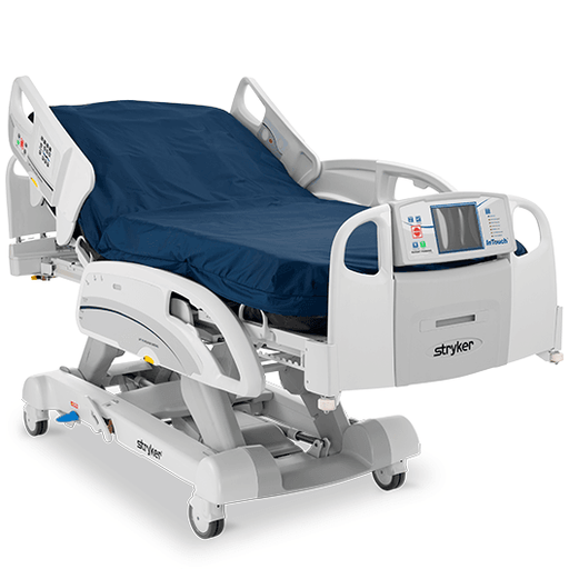 Stryker InTouch Critical Care Hospital Bed